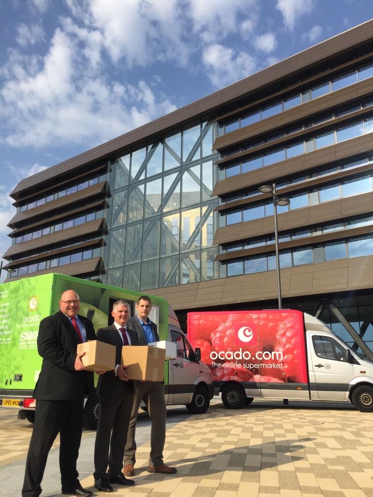 Ocado to deliver 300 new Sunderland jobs - The Bridges ...