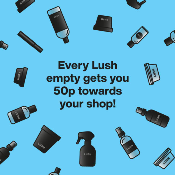 Lush UK Bring It Back