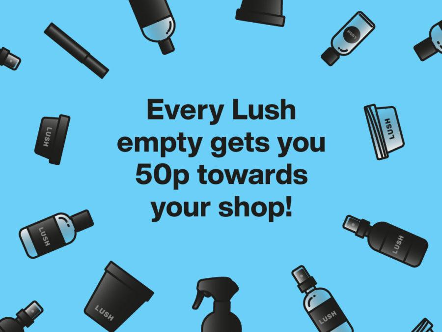 Lush UK Bring It Back