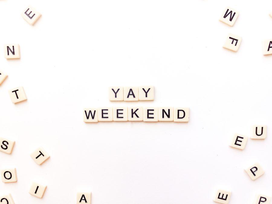 Weekend Pamper
